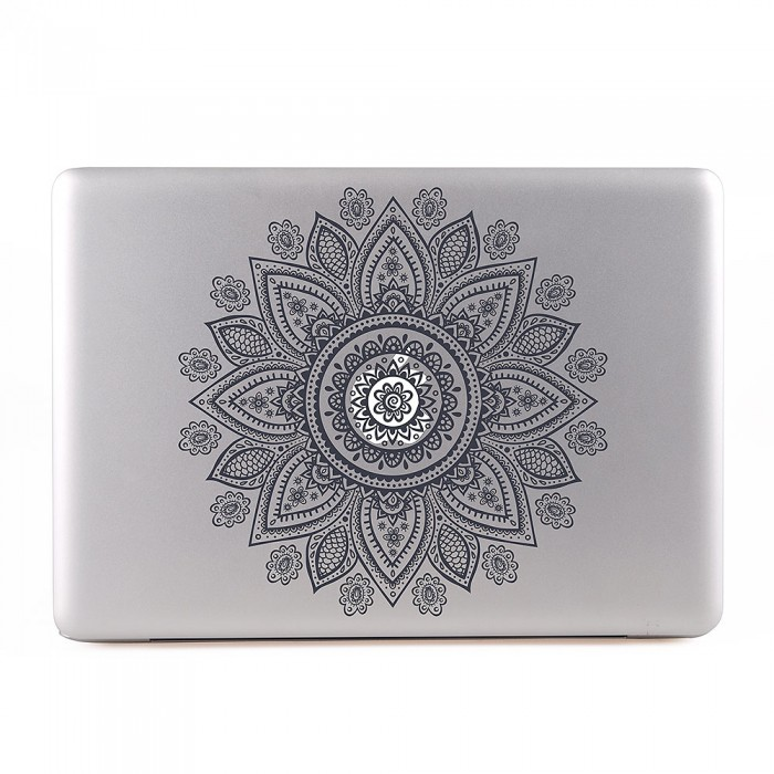 Floral Ornaments  MacBook Skin / Decal  (KMB-0598)