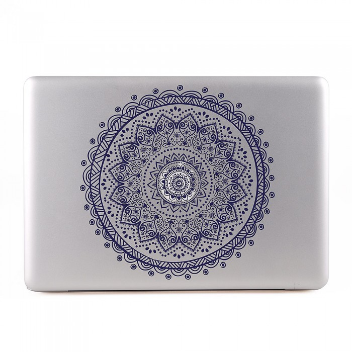 Floral Ornaments #1  MacBook Skin / Decal  (KMB-0599)