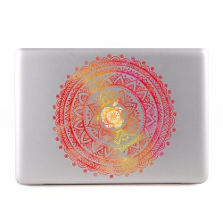 Floral Ornaments #2  Apple MacBook Skin / Decal