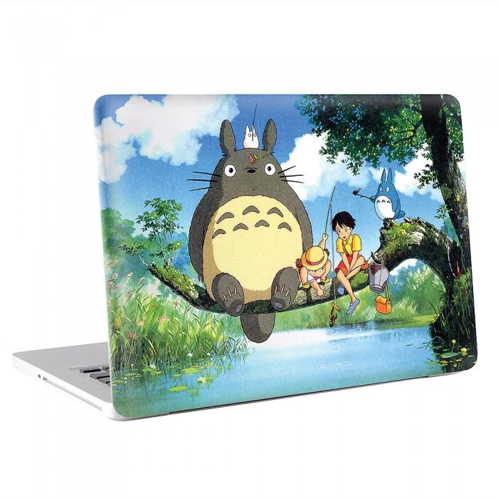 Totoro Anime Manga  MacBook Skin / Decal  (KMB-0609)