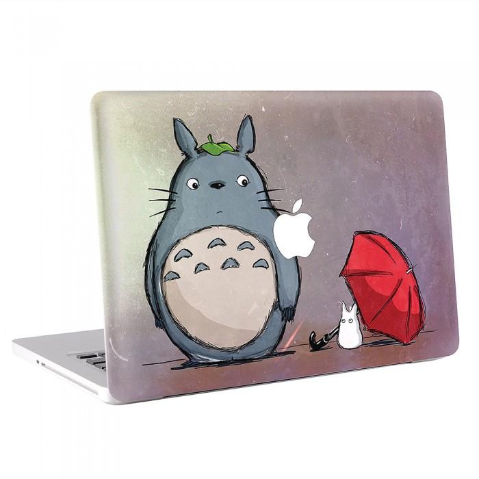 Totoro and Friends  MacBook Skin / Decal  (KMB-0610)