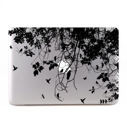 Tree Branch with Birds  Apple MacBook Skin / Decal