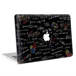 Mathematics Board Formulas  Apple MacBook Skin / Decal