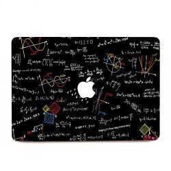 Mathematics Board Formulas  Apple MacBook Skin / Decal