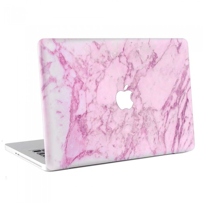 quality design 9b79d 3e6d9 Pink Marble MacBook Skin / Decal (KMB-0707)