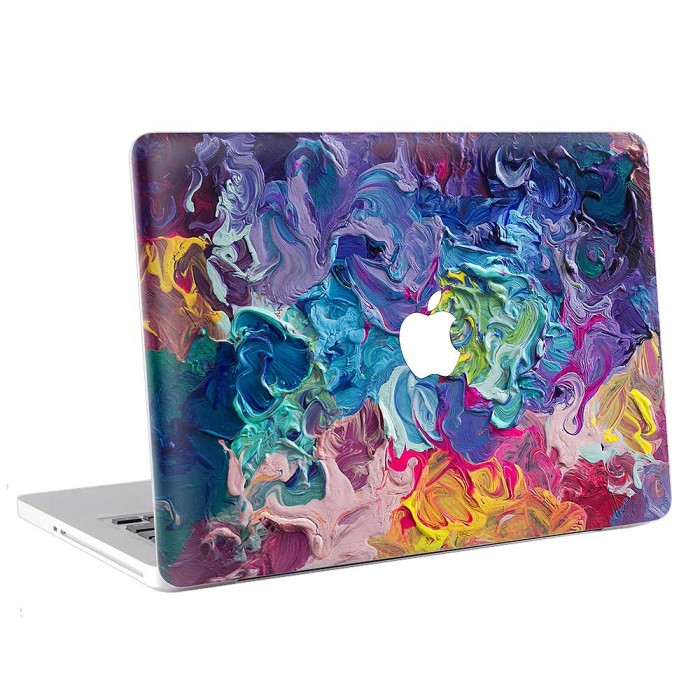 Art Oil Paint  MacBook Skin / Decal  (KMB-0721)