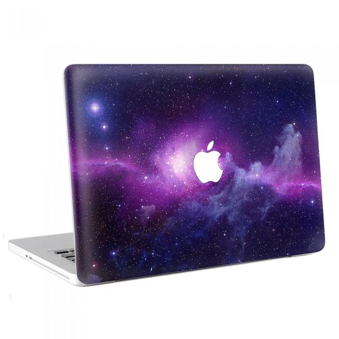 Space Galaxy  MacBook Skin / Decal  (KMB-0722)