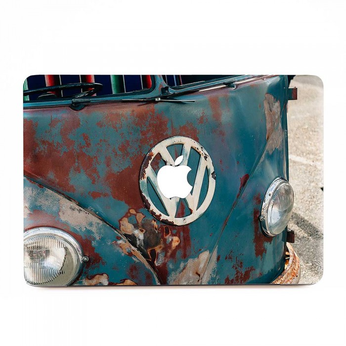 Old Volkswagen Van Macbook Skin Decal