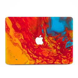 Abstract Paint  Apple MacBook Skin / Decal