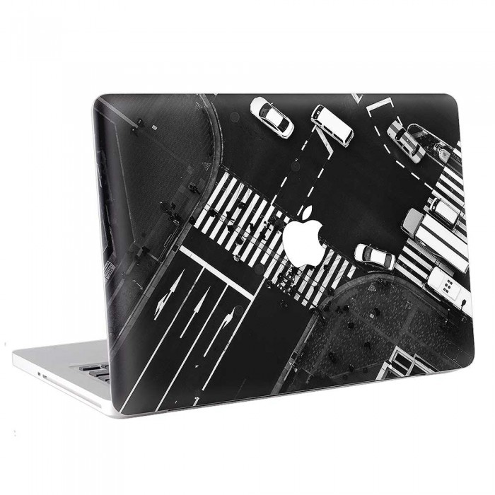Street Sky View  MacBook Skin / Decal  (KMB-0769)