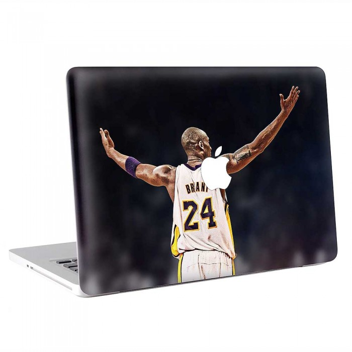 Kobe Bryant Basketball Player V.2  MacBook Skin / Decal  (KMB-0809)