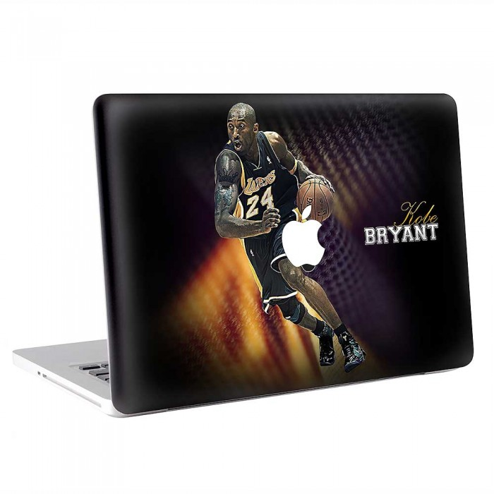 Kobe Bryant Basketball Player V.3  MacBook Skin / Decal  (KMB-0810)