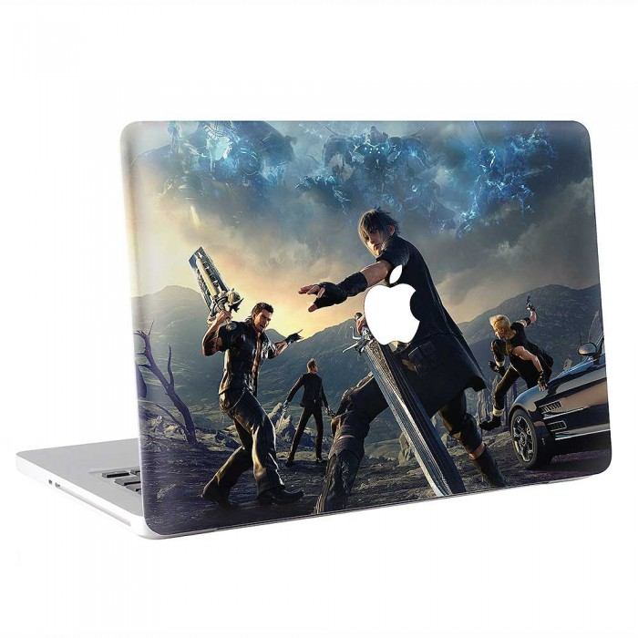 Final Fantasy XV  MacBook Skin / Decal  (KMB-0840)