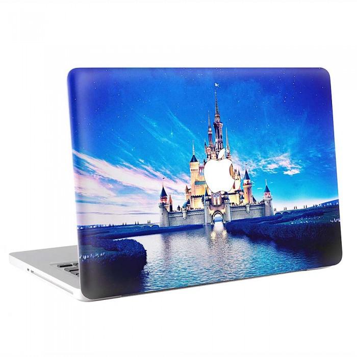 Disney Castle  MacBook Skin / Decal  (KMB-0848)