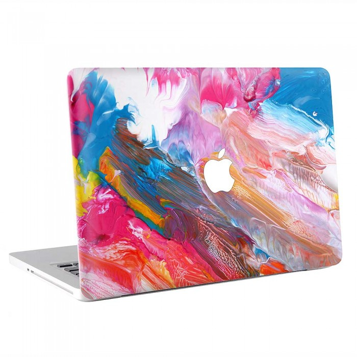 Oil Paint  MacBook Skin / Decal  (KMB-0849)