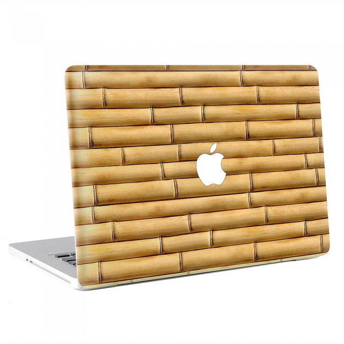 Bamboo Wall  MacBook Skin / Decal  (KMB-0869)