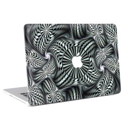 Hypnotic Fractal  Apple MacBook Skin / Decal