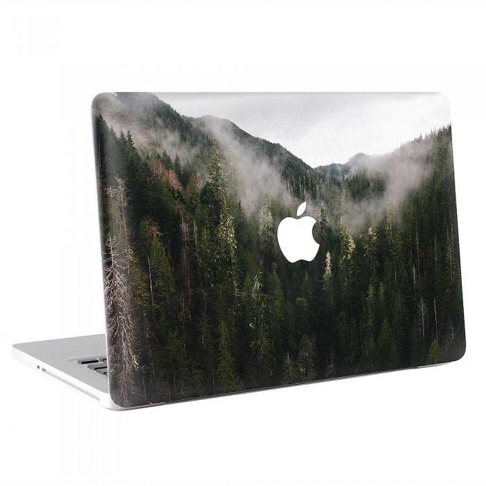 Deep Forest Mountain  MacBook Skin / Decal  (KMB-0890)