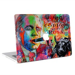 Wallstreet Stock Art  Apple MacBook Skin / Decal
