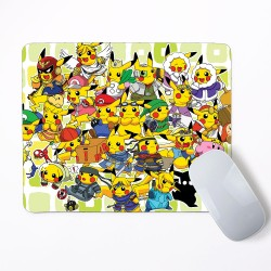Pokemon Anime Mouse Pad Round or Rectangle
