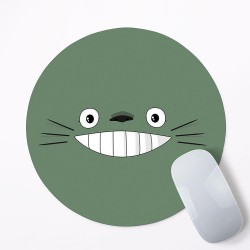 My Neighbor Totoro Mouse Pad Round or Rectangle