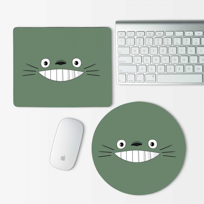 My Neighbor Totoro Mouse Pad Round or Rectangle (MP-0030)
