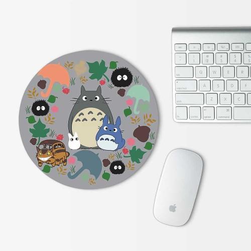 My Neighbor Totoro Mouse Pad Round