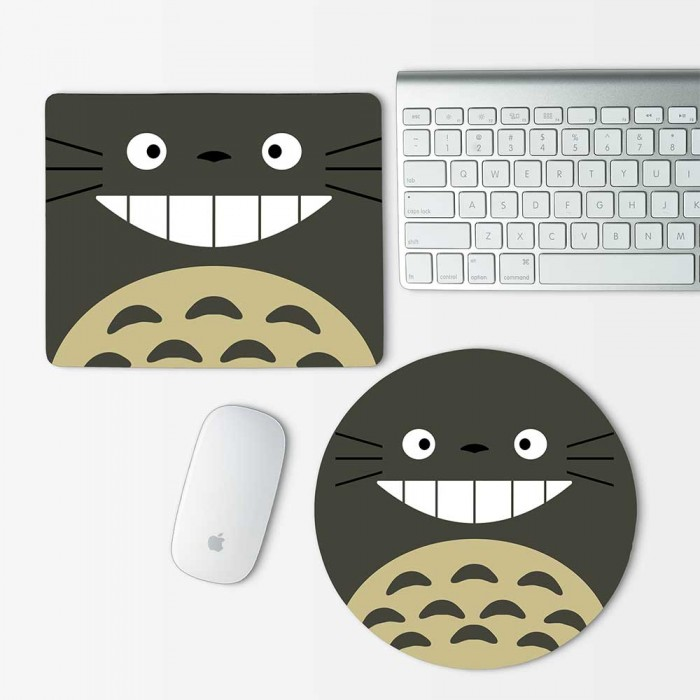 My Neighbor Totoro Mouse Pad Round or Rectangle (MP-0061)