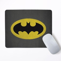 Batman Logo Mouse Pad Rectangle