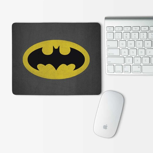 Batman Logo Mouse Pad Rectangle