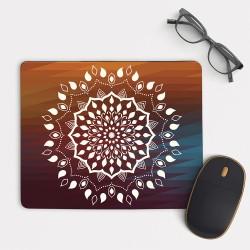 Mandala v.2 Mouse Pad Round or Rectangle