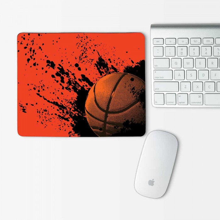 Basketball v.2 Mouse Pad Rectangle (MP-0092)