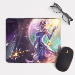 Elementalist Lux League of Legends LoL Mouse Pad Rectangle
