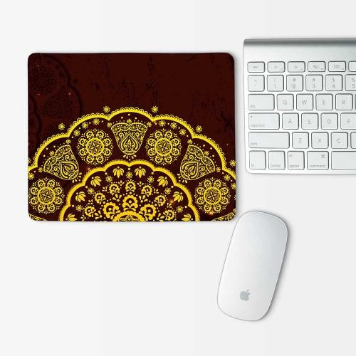 Mandala Mouse Pad Rectangle