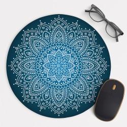 Ornament Mandala Mouse Pad Round or Rectangle