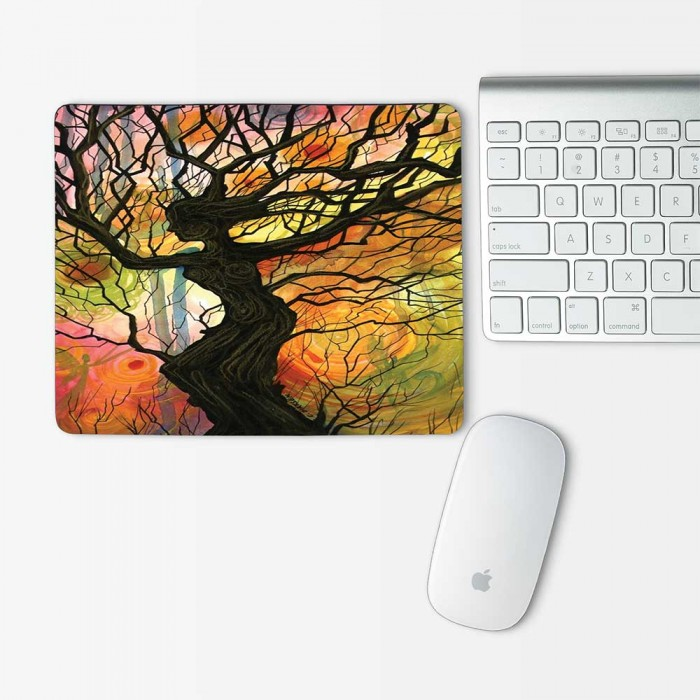 Tree of Life v.2 Mouse Pad Rectangle (MP-0146)